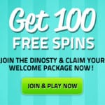 100 Free Spins on Big Bang & Twin Spin at Lucky Dino
