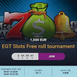 EGT Slots Free Roll Tournament by Magical Spin