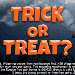 Trick or Treat this month at the Mobile Wins