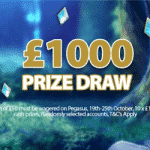 £1000 in the next prize draw from Monster Casino