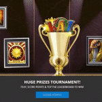 Mr.Favorit Casino's Huge Prizes Tournament