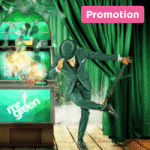 Free Spin Frenzy – May Madness at Mr Green