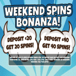 Weekend Spins Bonanza - May 2019 at Mriches
