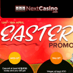 Make sure to visit NextCasino Easter Promo