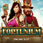 50 Free Spins on Fortunium – now at Ninja Casino