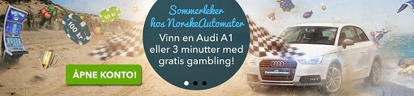 NorskeAutomater promotion