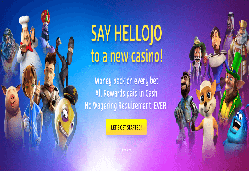 playojo casino no deposit