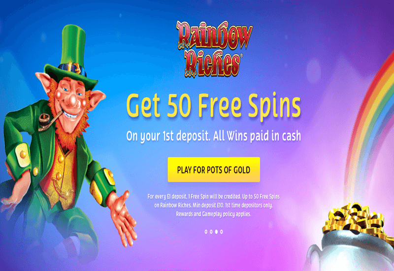 playOJO Casino Promotion