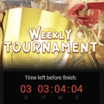 Weekly Tournament: 550 Spins – Red Ping Win