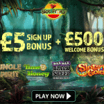 Slot Fruity: £5 on Sign Up + £500 Welcome Bonus