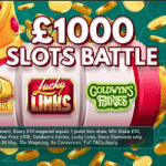 A £1000 Slots Battle at casino Slotsino