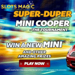 Slots Magic Casino: Super-Duper Mini Cooper – The Tournament