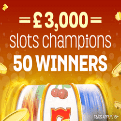 Slots Champions 3 000 Spin And Win Casino