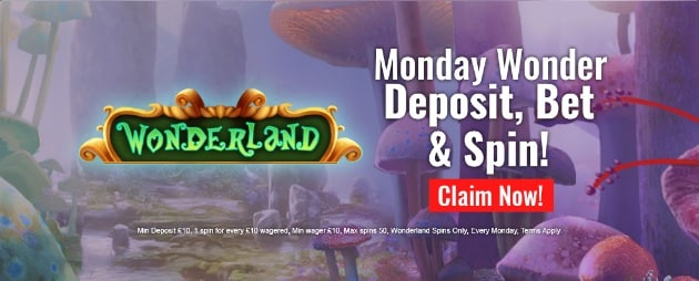 Spin Princess Casino Promotion