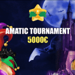 Amatic Tournament - €5000 from Spinia