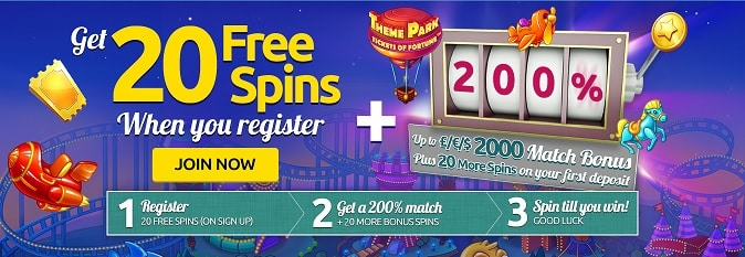 Spin Station Casino free spins + bonuses