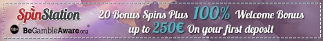 SpinStation Casino Bonus And Review