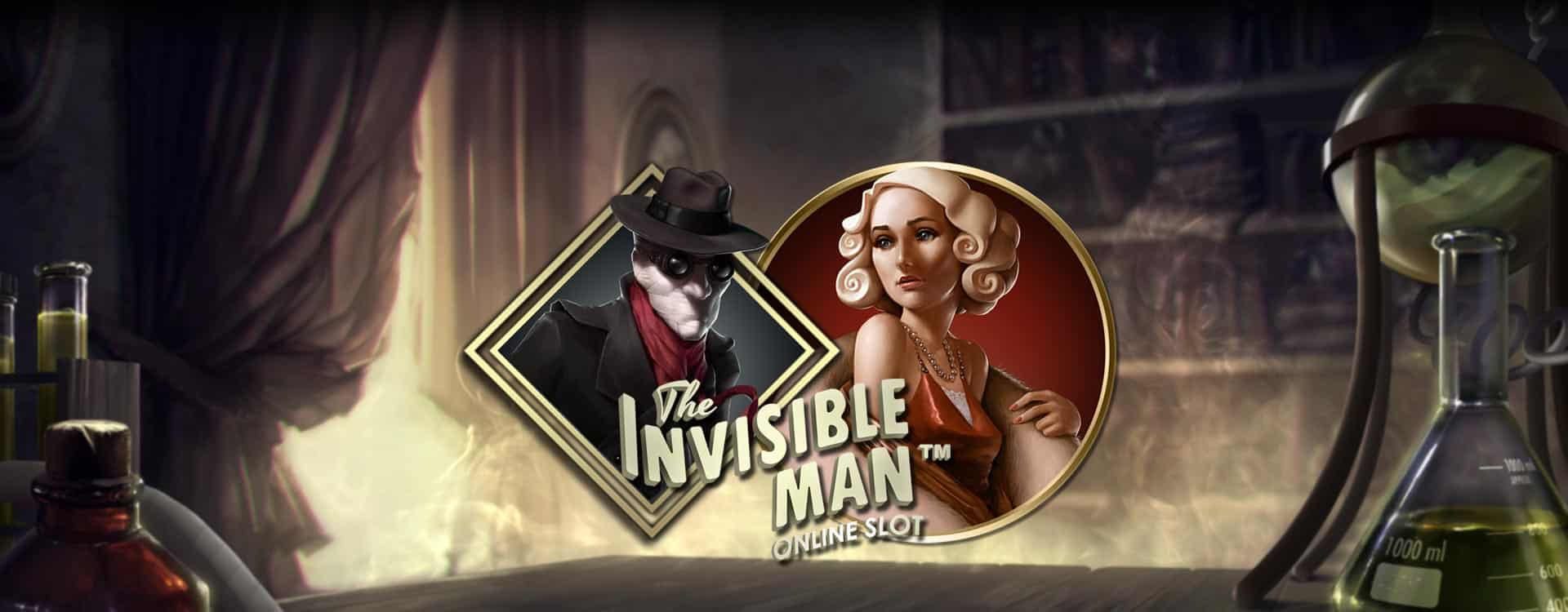 The Invisible Man from NetEnt