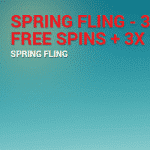 Spring Fling Bonus Free Spins - Top UK Casino