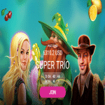 Vbet Casino Super Trio Tournament: 6310.2 USD