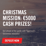 A €5000 Christmas Mission at Vegas Hero