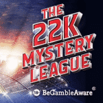 The 22K Mystery League - now at Vegas Luck
