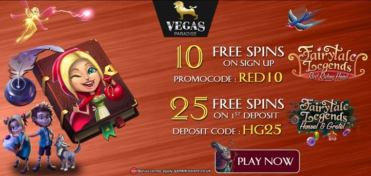 25 free spins on sign up
