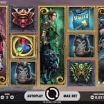 Warlords: Crystals of Power – NetEnt video slot