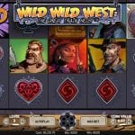 Wild Wild West: The Great Train Heist - new NetEnt video slot (February 2017)