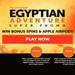 Egyptian Adventure – Super Promo by WildSlots