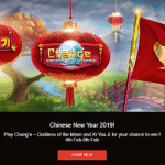 Chinese New Year 2019 – celebrate at WildSlots