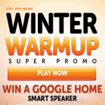 WildSlots – Super Promo: Winter Warm-up