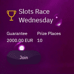 A Slots Race Wednesday at Zen Casino