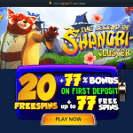 77% Bonus + 77 Free Spins from ZigZag777
